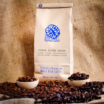 Costa Rican Defac - Medium Roast